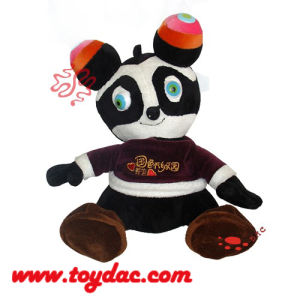 LV Brand Plush Mascot Panda pictures & photos