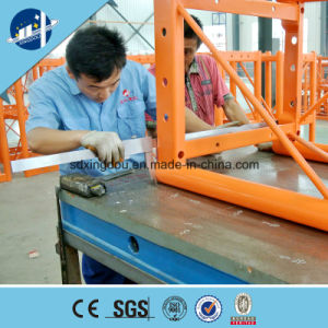 Turnover Ramp Building Lift/Construction Hoist ISO/Ce/SGS/BV Approved pictures & photos