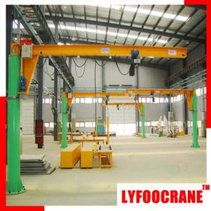 7ton Electric Hoist Fixed Pillar Jib Crane pictures & photos