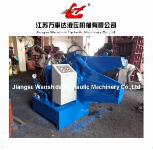 Small Waste Metal Shear