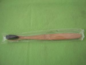 Kids Bamboo Toothbrush (DFHGR-C3)