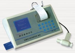 Med-Pft Medical Lung Function Tester pictures & photos