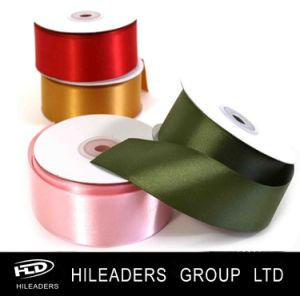 High Quality Polyester Satin Ribbon