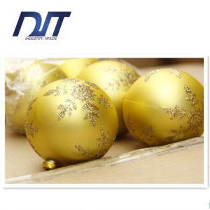 6cm Matt Decorative Christmas Ball Decorations Crafts pictures & photos