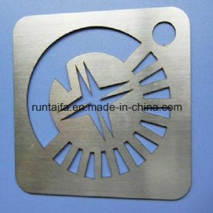 Modern Looking Stainless Steel Square Laser Cutting Parts