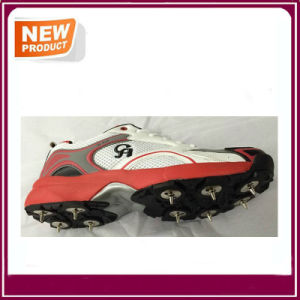 New Style Cricket Shoes with Metal Nail pictures & photos