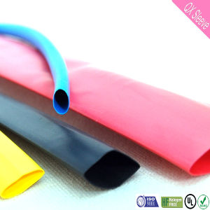 Flexible Insulating PE Thin Wall Heat Shrink Tubing pictures & photos