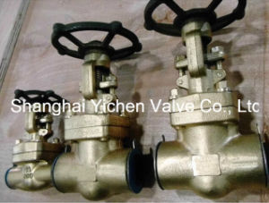 High Pressure Stainless Steel Welding Globe Valve pictures & photos