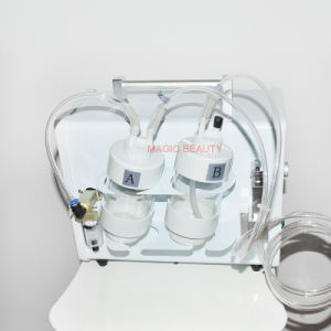 B8635A 2 in 1 Diamond Peel Crystal Microdermabrasion Machine for Sale pictures & photos