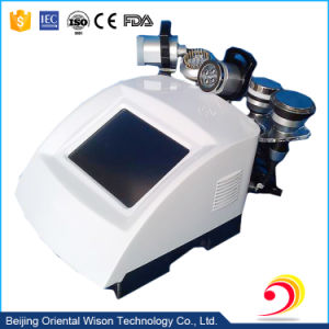 Portable 5 in 1 Ultrasound Cavitation Lipolysis Equipment pictures & photos