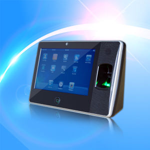 Biometrics Fingerprint Time Recorder System with WiFi/SD Card (Biopad100) pictures & photos