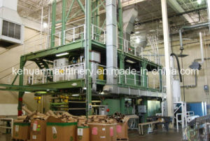 New Design Double Die Polypropylene Spunbond Non Woven Machine pictures & photos