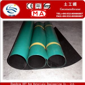 Manufacture Smooth HDPE LDPE Geomembrane Factory pictures & photos