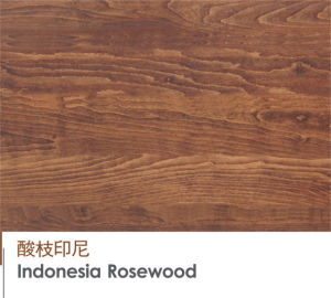Extravagant Indonesia Rosewood Engineered Flooring Laminated Flooring pictures & photos