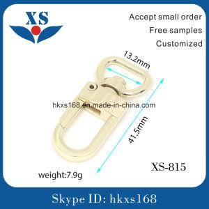 Shiny Nickel Custom Bag Hook