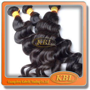 Hair Weaving of 3A Indian Remy Human Indian Hair pictures & photos