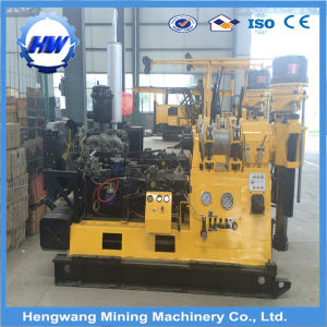 China Manufacturer Trailer Mounted Water Well Drilling Rig (XY-3) pictures & photos