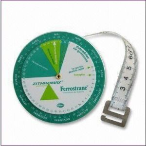 Promotional Bmi Gift Tape Measure (RF61174)