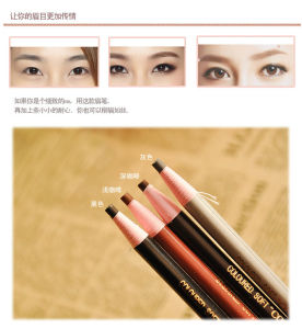 Paper-Roll Permanent Makeup Eyebrow Pencil pictures & photos