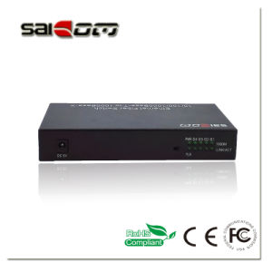 1000m 1 GX/4GE Ports Fast Ethernet Optical Network Switch pictures & photos
