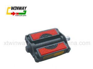 Traditional Red Bicycle Pedal Pedal with Reflector pictures & photos