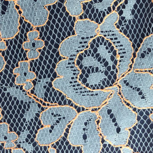 Warp Stretch Fabrics Jacquard Apparel Lace Fabrics pictures & photos