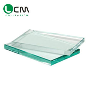 Glass Curtain Wall Facade Glass Point Fixing Laminate Glass pictures & photos
