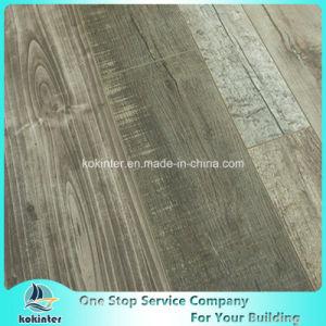 Kok Hardwood Flooring Laminate Random Width 17 pictures & photos