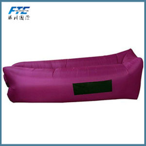 2017 Summer Inflable Lazy Sleeping Bag Air Lounge pictures & photos