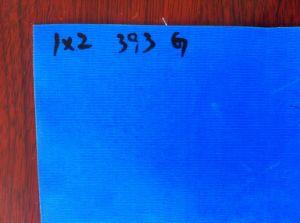 Brilliant Blue, 300d*600d PVC Coated Tarpaulin