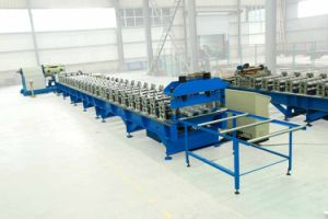 Panel Roll Forming Machines for Roofing and Cladding pictures & photos