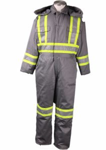 Fr Coverall Workwear with Reflective Tape pictures & photos