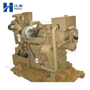 Cummins Kta19-M Marine Diesel Motor Engine for Ship Fishing Boat Tugboat Gearbox pictures & photos