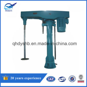 Gfs-Rn Industrial Hydraulic Lifting Paint Mixer, Automatic Paint Disperser pictures & photos