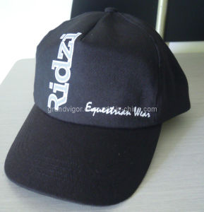 Five Panels T/C Baseball Cap with Printing Logo pictures & photos