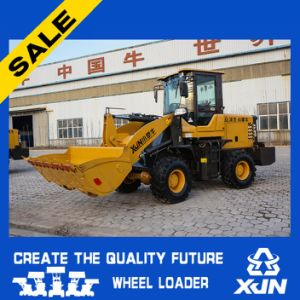 Farm Machinery Zl20 1.6tons Small Mini Loader with Rops Ce pictures & photos