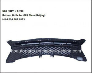 Bottom Grille for Mercedes-Benz Glk Class (Beijing) (Under developing, will be online middle of 2015)