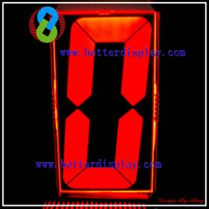 New Tn Htn Stn LCD Screen Red Light LCD Display pictures & photos
