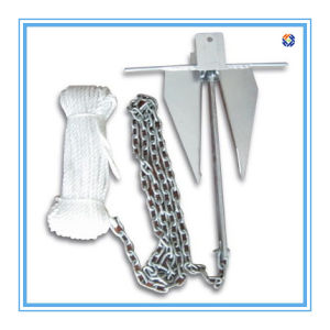 Stainless Steel Blue Water Cleat Marine Hardware Supplier in China pictures & photos