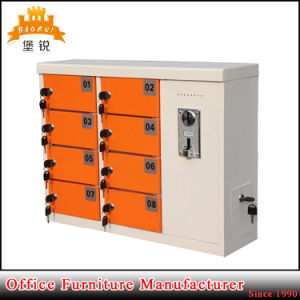 Latest Popular Steel Coin Operated Phone Charging Locker pictures & photos