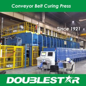 Fabric/Steel Cord Conveyor Belt Curing/Vulcanizing Press pictures & photos