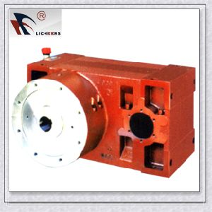 Gear Box for Conical Twin Screw Plastic Extruder Gearbox Series/Gear Box High and Low