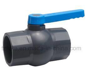 PVC Octagonal Ball Valve (Socket-JIS, ANSI, CNS, DIN) pictures & photos