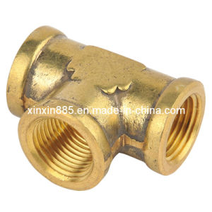 Brass Tee for Drinking Water System pictures & photos