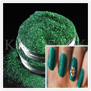 Cosmetic Grade Glitter Nail Color pictures & photos