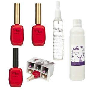 Nail Supplies Gel Nails Kit/Beauty Nail Gel Nail Kit