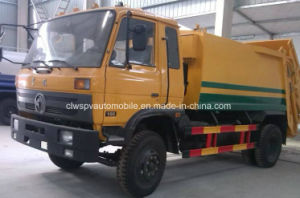LHD & Rhd Refuse Wangon 12 Tons to 15 Tons Compressed Garbage Truck for Sale pictures & photos