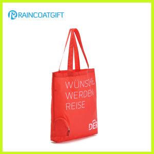 Logo Printed Promotion Nylon Shopper Handbag pictures & photos