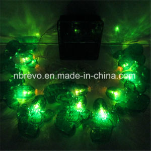 10LED Solar Powered Pineapple String Light (RS1024C) pictures & photos
