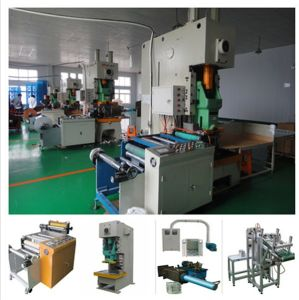Aluminium Foil Container Machine Suppliers pictures & photos
